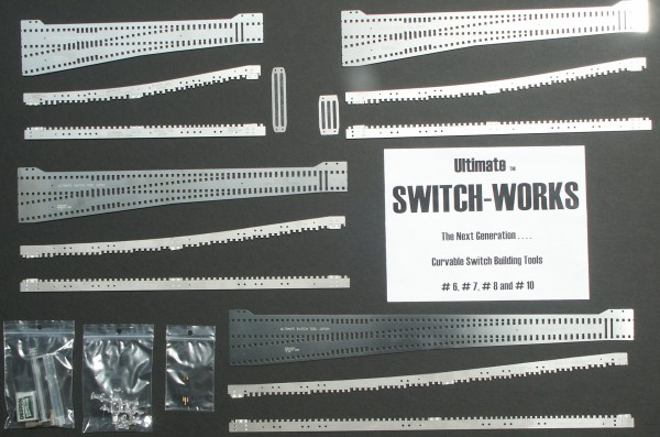 Complete Switchworks Pro Fixtures Set